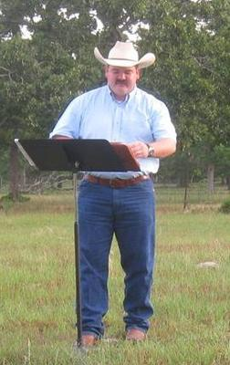 Josh Henry, Pastor - Trail of Life Cowboy Church, Conroe, TX